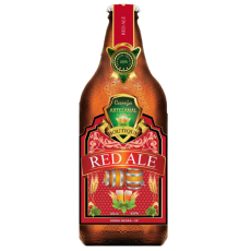 Cerveja Artesanal Boutique Red Ale - 600ml