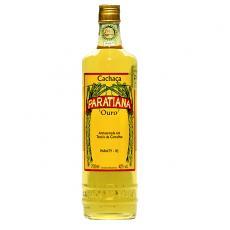 Cachaça Paratiana Ouro - 700ml