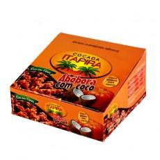 Doce de Abóbora Com Coco Natural - Cocada Itapira - Caixa com 30 unid. de 23g.