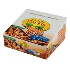 Doce de Abóbora Com Coco Sem Adição De Açúcar - Cocada Itapira - Caixa com 30 unid. de 23g.