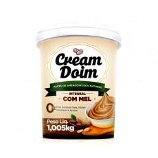 Pasta Creme de Amendoim Integral Com Mel - Cream Doim - 1.005Kg