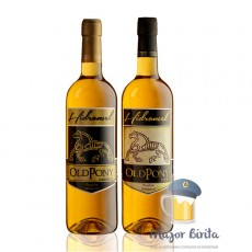 Hidromel Old Pony - 02 (duas) garrafas de 750ml