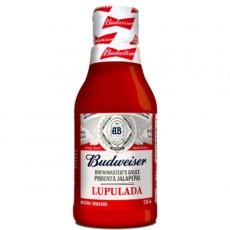 Molho de Pimenta Budweiser Lupulada 210ml