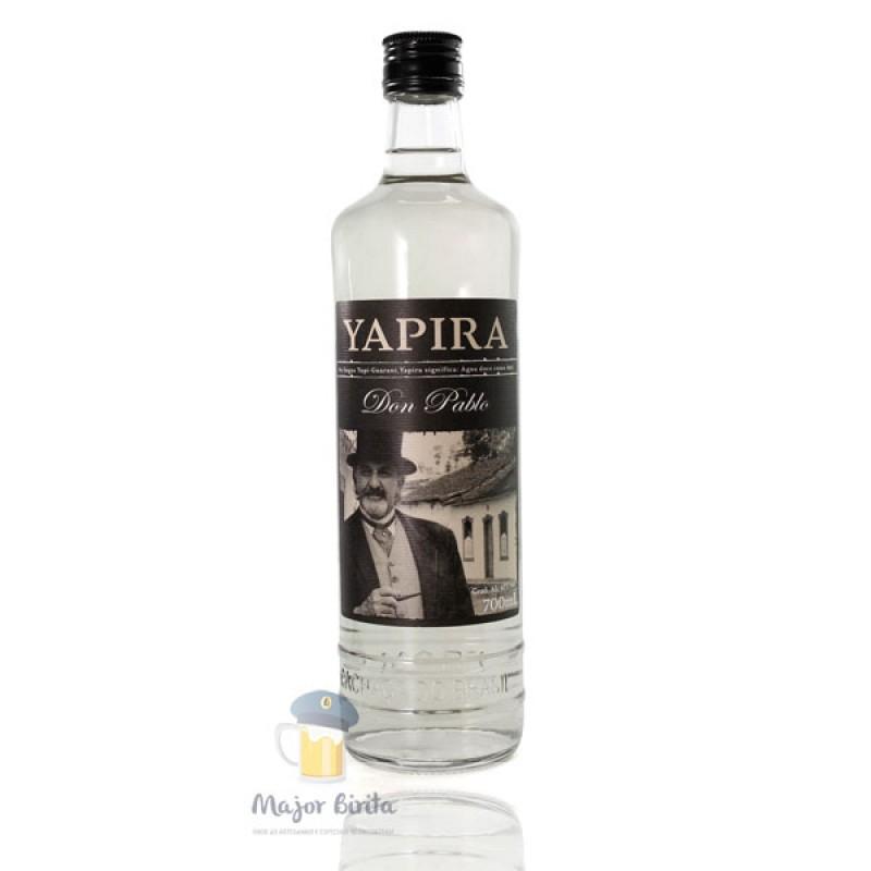 Cachaça Yapira Prata 700ml