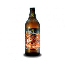 Cerveja Barão Red Ale 600ml
