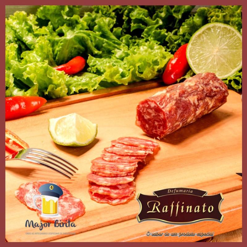 Salame Tipo Italiano Raffinato